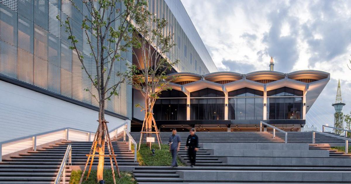 Creative Crews Restores Historical Building Into Cultural