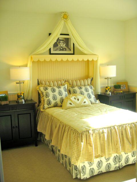Yellow Bedroom Ideas