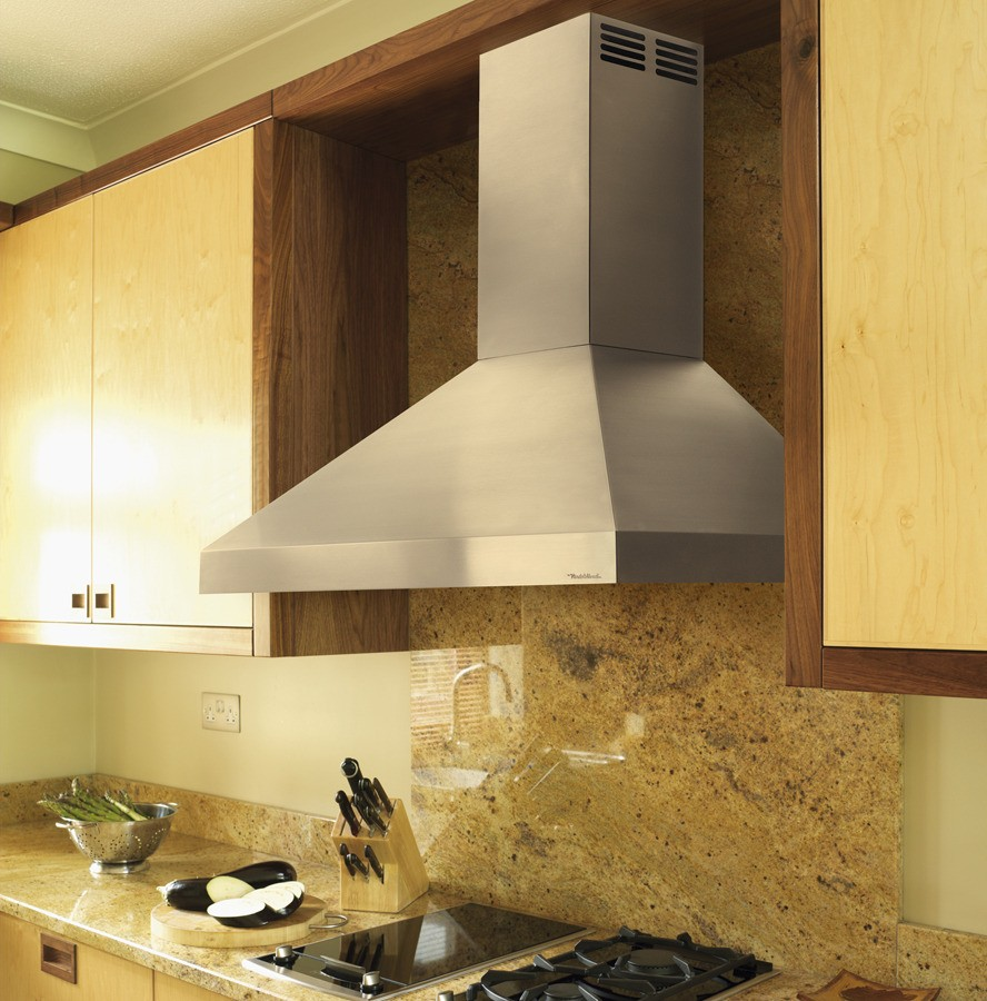 Best Kitchen Gallery: Vent A Hood Pdah14k48ss Wall Mount Chimney Hood With 250 Cfm of Grease Duct Kitchen Hood Design on rachelxblog.com