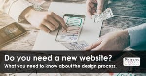 Need A New Website Design