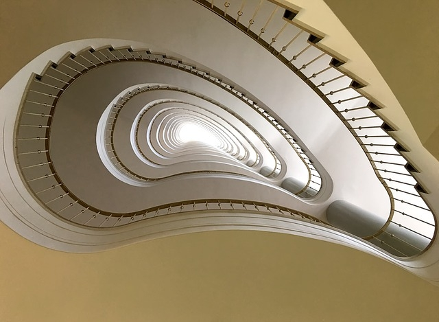 Stair Design Designing Buildings Wiki | Staircase Side Window Designs | Window Furniture | Two Story | Angled Staircase | Bedroom | Corner