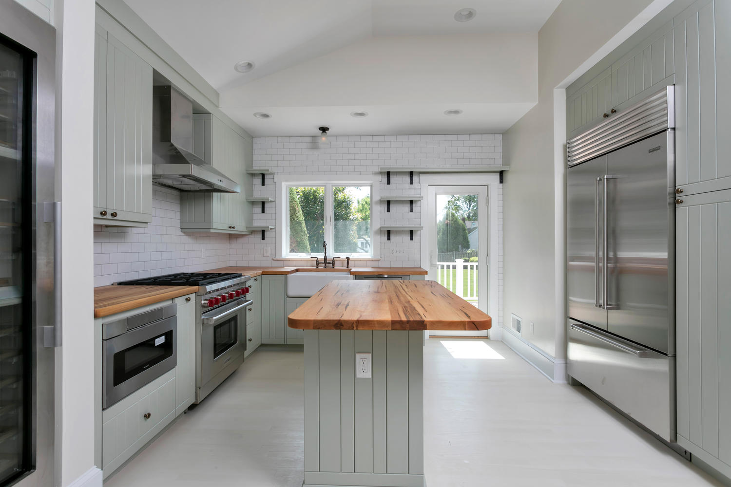 Shore Rustic Manasquan New Jersey By Design Line Kitchens