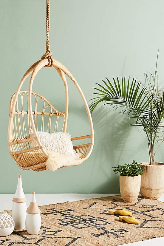 Outdoor Swing Chair Canopy