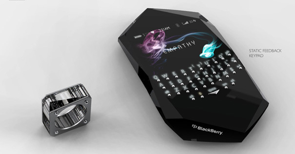 Blackberry Empathy By Kiki Tang Et Daniel Yoon