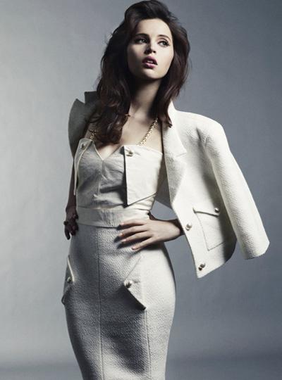 Keira Knightley Vogue Magazine