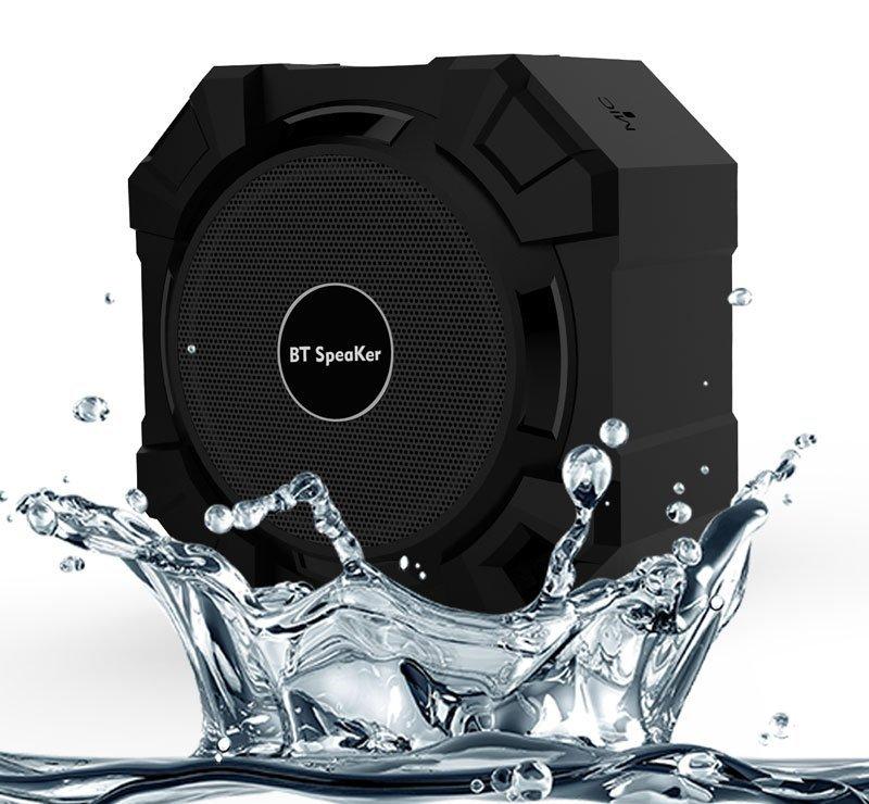 Bluetooth Badkamer Speaker : Bathroom fan w bluetooth speaker light and blue nightlight