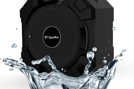 Badkamer Speaker Bluetooth : Waterproof bluetooth badkamer speaker inbouw: badkamerlamp led