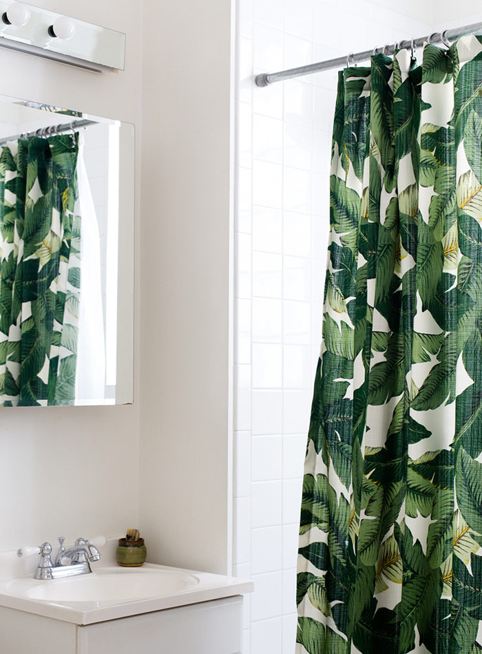 Lacoste Shower Curtain