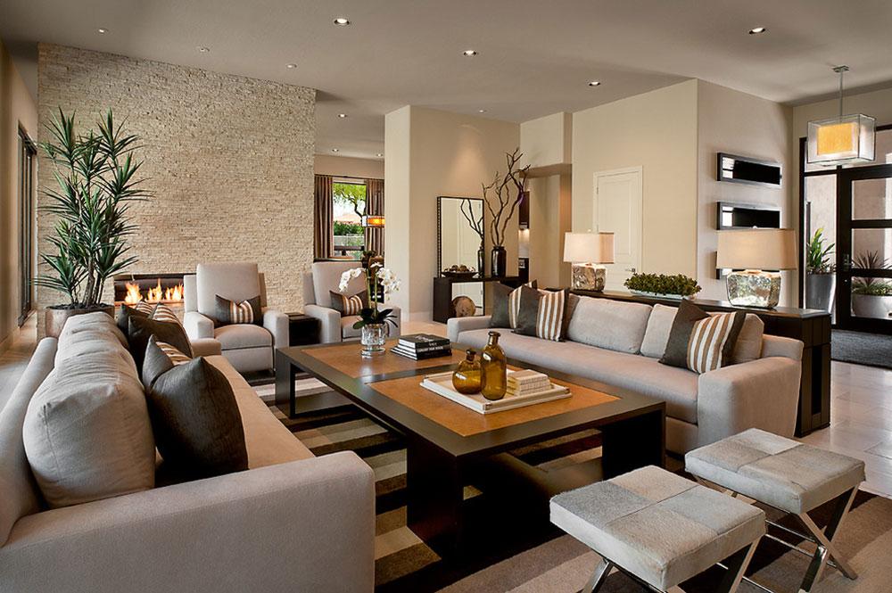 Family Room Decoration Ideas