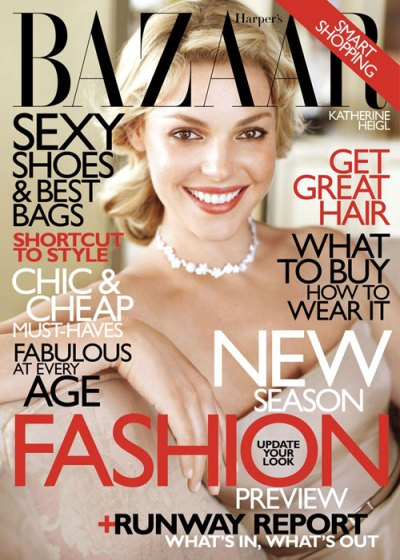 Fashion And Lifestyle Magazines Cover Design - 45 Examples