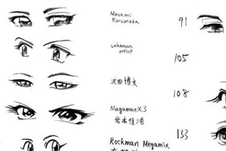 best how to draw male anime eyes step by step image collection