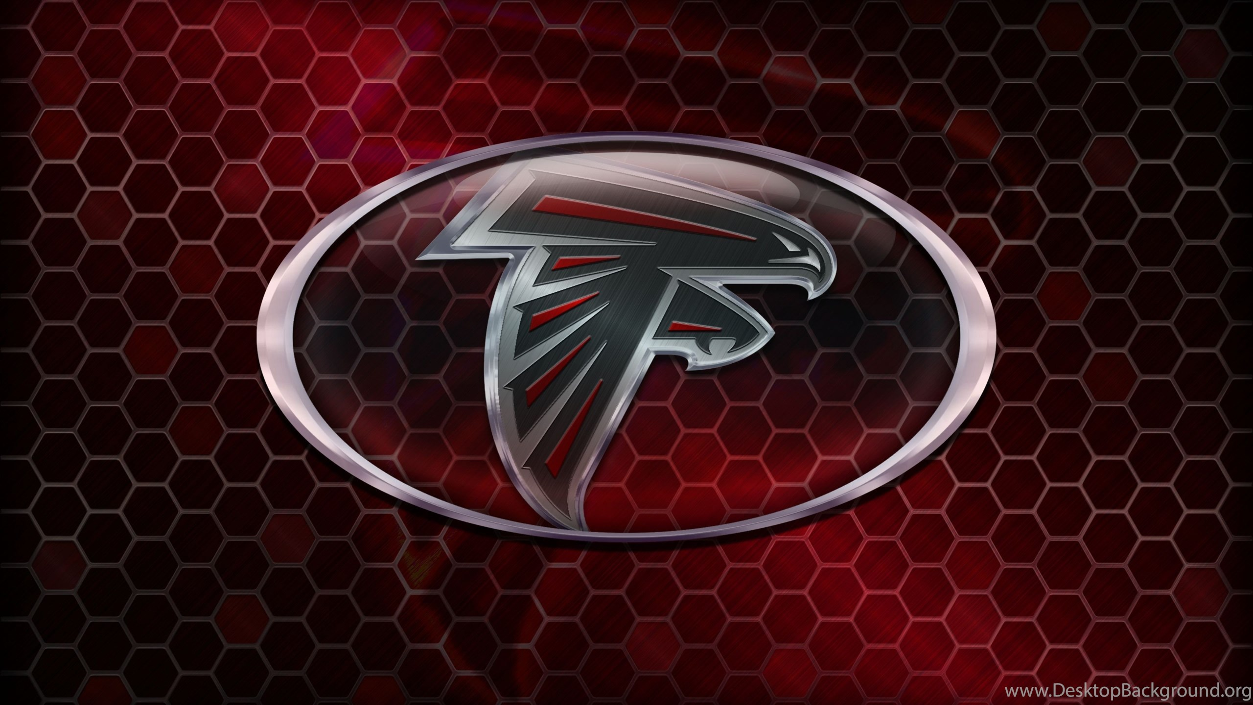 Logo Atlanta Falcons Football
