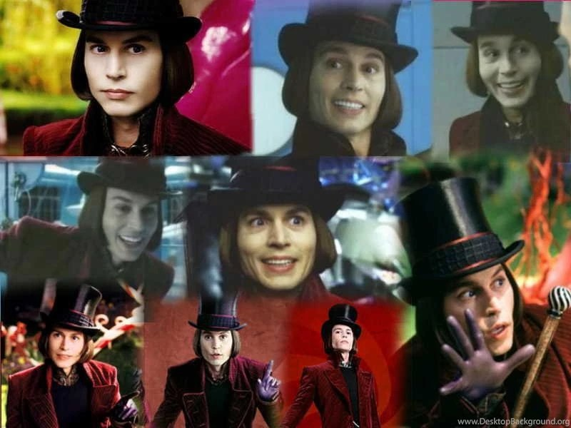 Charlie And Chocolate Factory Wallpaper