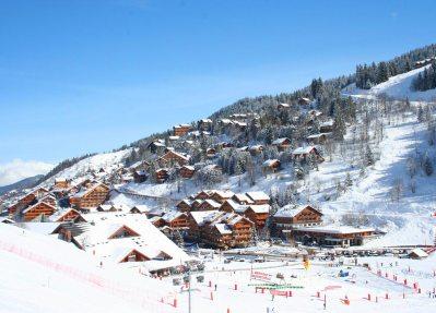 3 Valleys France - Les 3 Vallees Ski Resort - Worlds ...