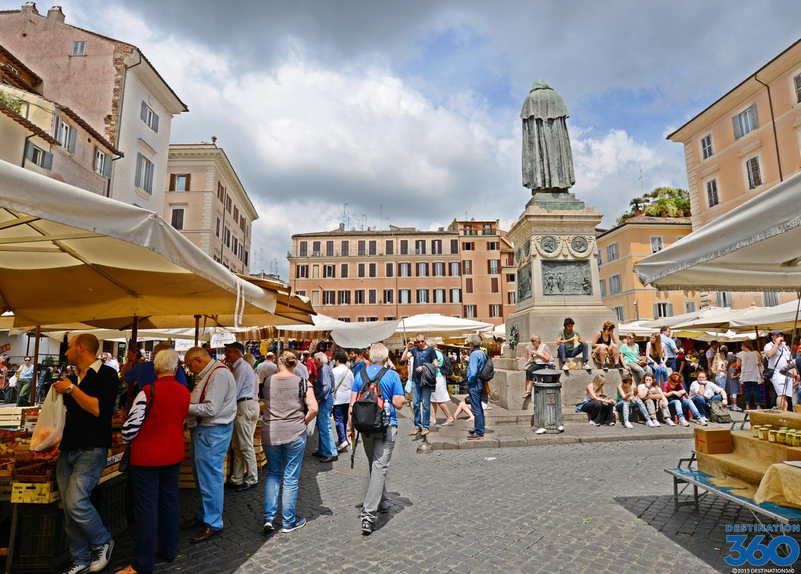 Campo De Fiori Italy Restaurants