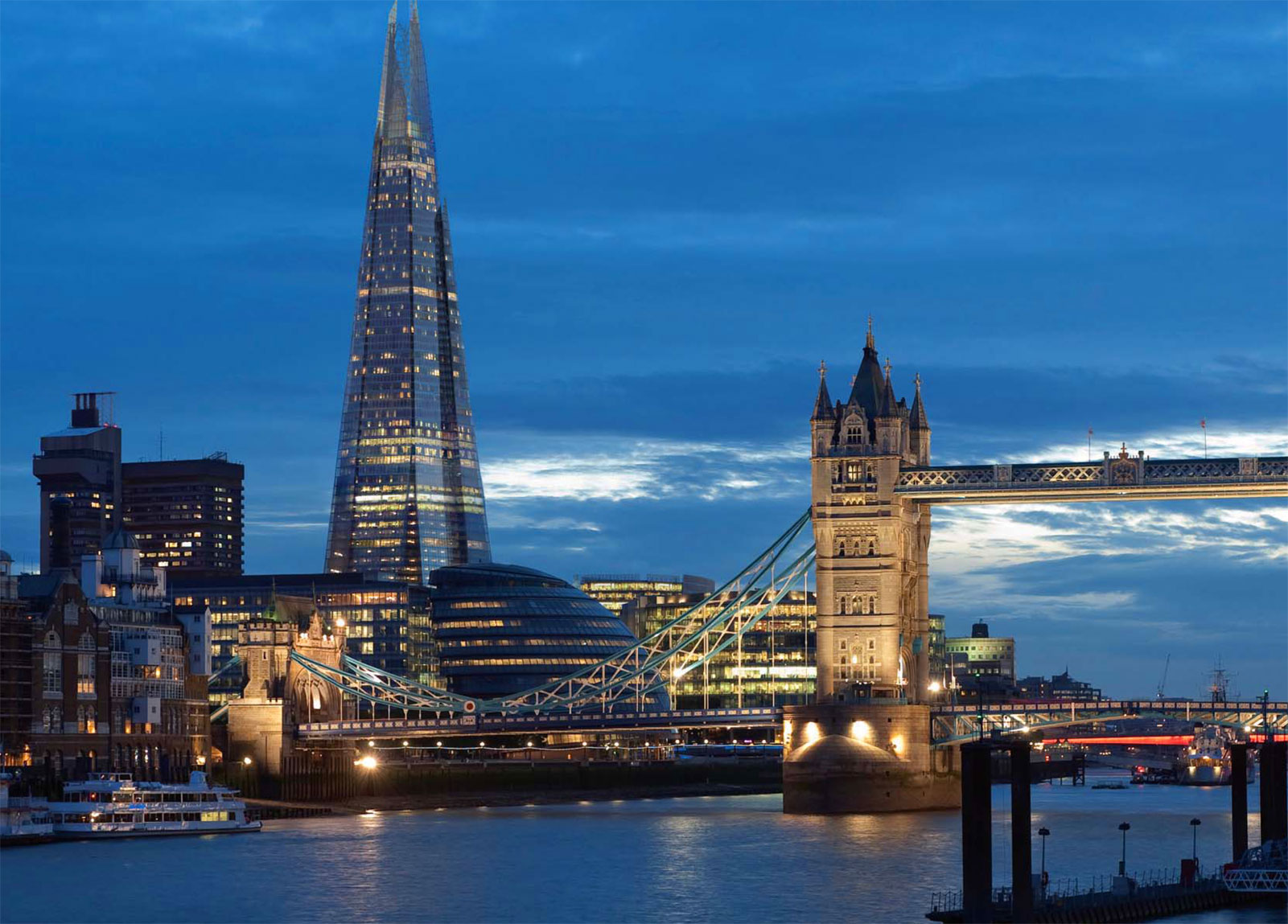 Shangri La London Luxury Hotel At The Shard In London