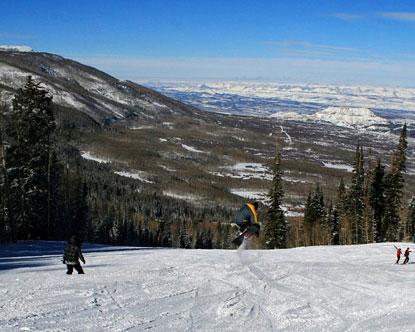 Powderhorn Ski Area Powderhorn Mountain