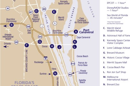 Unlimited Map Wallpapers » map port canaveral | HD Wallpapers