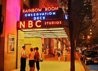 Rainbow Room - GE Building restaurant - NBC brunch