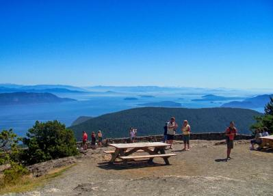Mount Constitution Orcas Island - Mount Constitution Hike
