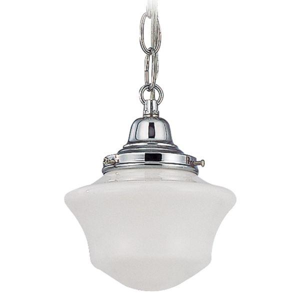 mini pendant light on chain # 25