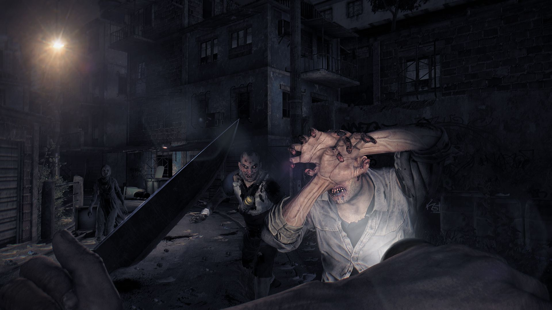 Dying Light Demo Ps4