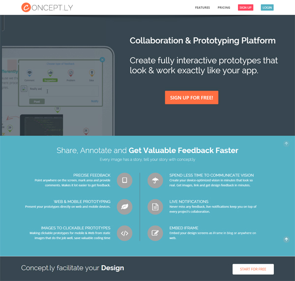 10 Best Wireframing and UX Tools   Developer s Feed best wireframing ux tools1
