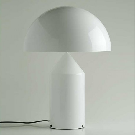 Atollo 237 Table Lamp In Glass Free Worldwide Delivery