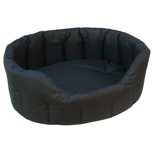 P Amp L Country Dog Waterproof Dog Bed Oval Uk Made