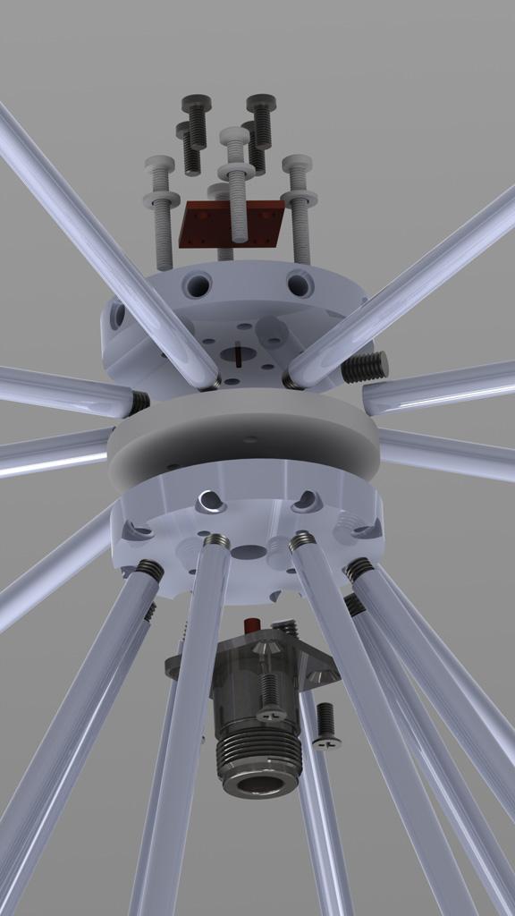 Discone Antenna For Rtlsdr Dgk Electronics