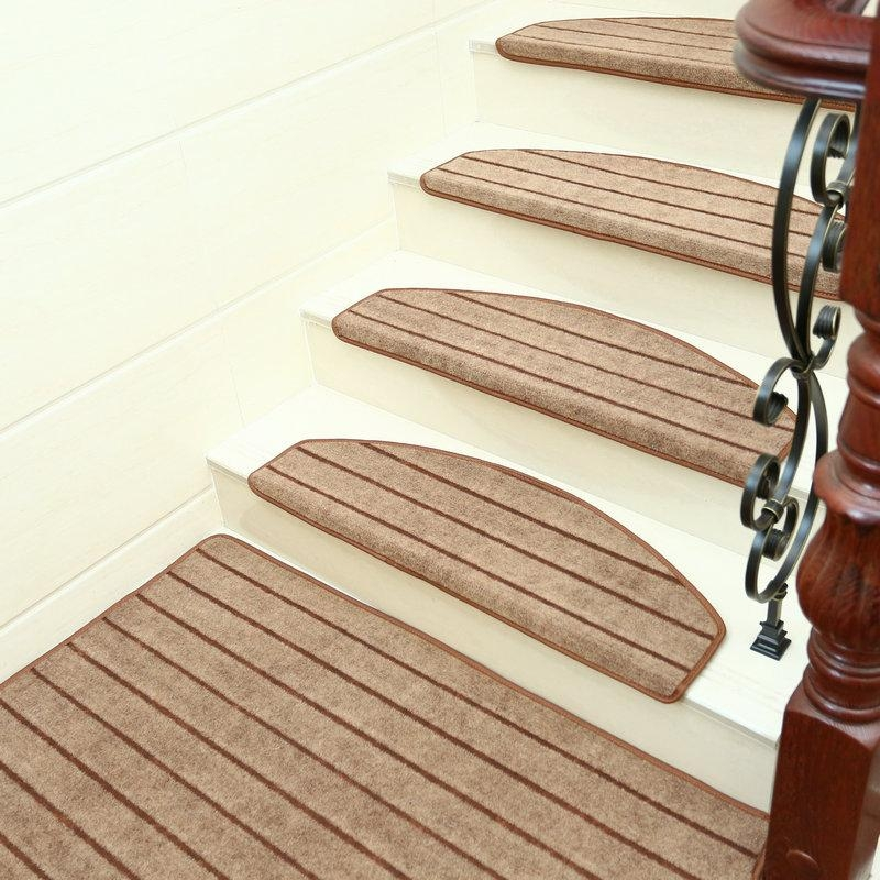 Carpet Adhesive Carpet Stair Treads Mat Rug Non Slip Cover | Rug Treads For Steps | Turquoise | Stair Runner Matching Landing | Covering | Outdoor Carpet | Wood