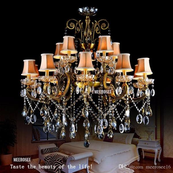 crystal chandelier traditional # 38