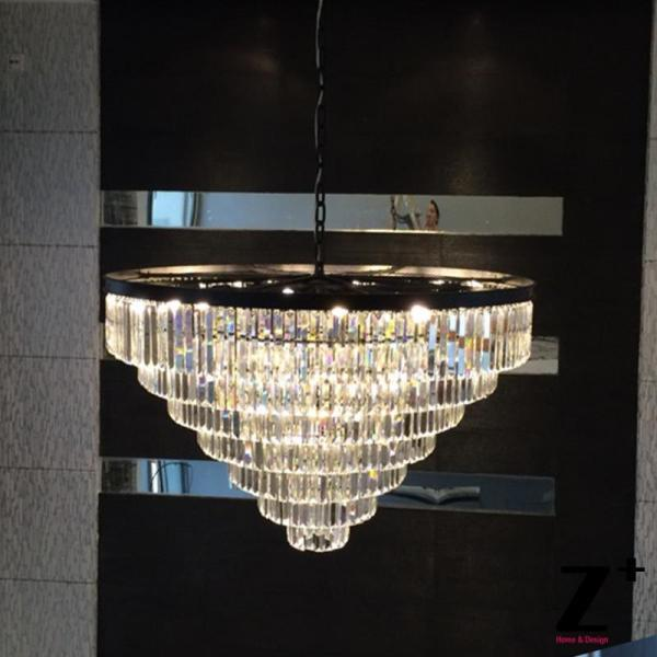 crystal chandelier tiered # 11