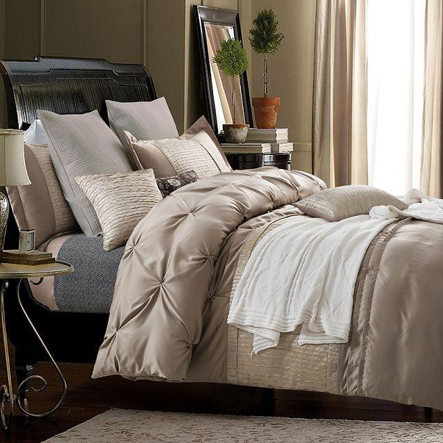 Silk Sheets Luxury Bedding Set Designer Bedspreads Queen