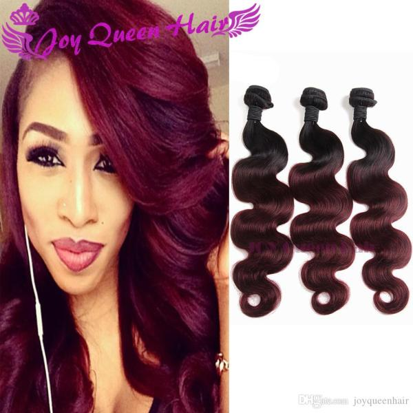 Red Ombre Weave Hairstyles Amazing Hairstyle Update Image Of
