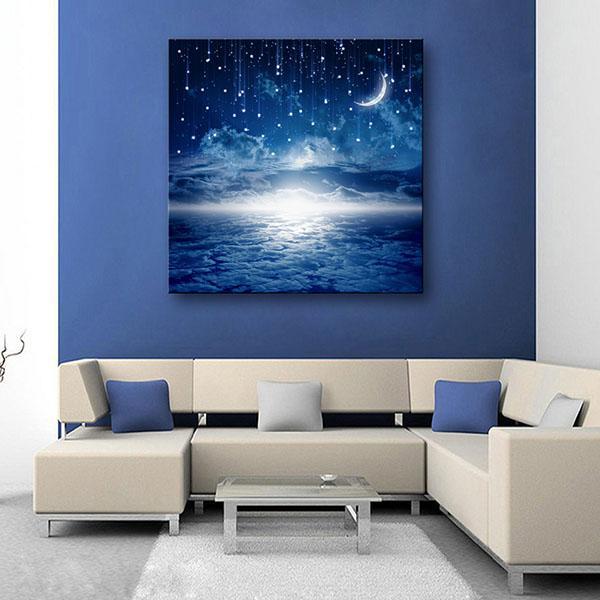 Canvas Led Art