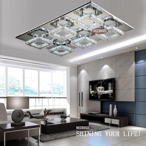 Best And Cheapest Ceiling Lights Square Led Crystal Light Ceiling     Best And Cheapest Ceiling Lights Square Led Crystal Light Ceiling Lighting  Fixture Surface Mounted Crystal Led Lamp For Hallway Aisle Corridor Fast  Shipping