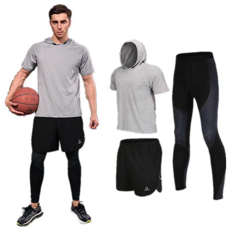 Compression Shirt Padded Basketball
