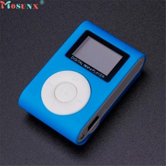Wholesale Mosunx Factory Price Mini Usb Clip Mp3 Player Lcd Screen     Wholesale Mosunx Factory Price Mini Usb Clip Mp3 Player Lcd Screen Support  32gb Micro Sd Tf Card Oct20 Drop Shipping Mp3 Bluetooth Player Mp3 Car  Player