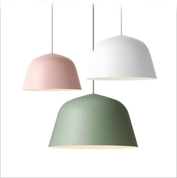 pendant lighting pink # 23