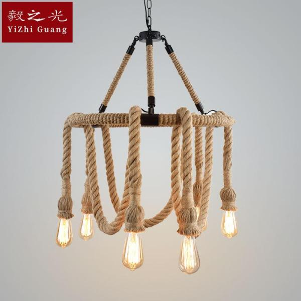 pendant lighting with rope # 87