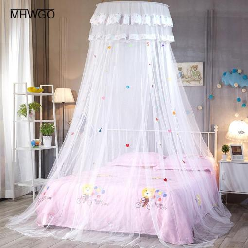 Mhwgo Baby Crib Neing Baby Room Decor Mosquito Net Princess Baby Bed     Mhwgo Baby Crib Neing Baby Room Decor Mosquito Net Princess Baby Bed  Children Lace Mosquito Net For Baby Room Tropical Crib Bedding Baby Crib  Covers From