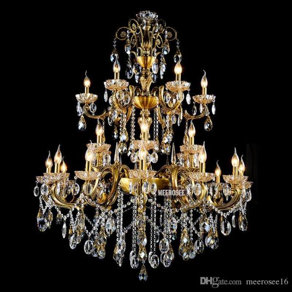 crystal chandelier tiered # 77