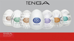 Wholesale Pocket Pussy - Crazy Price Limited Top Seller TENGA EGG 001 Masturbators Pocket Pussys Adult Sex Toys Styles Japan Male Egg Onacup