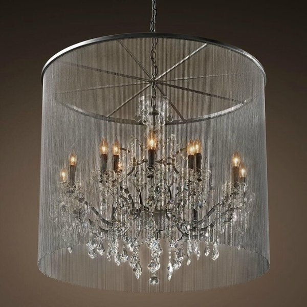 crystal chandelier drops # 29