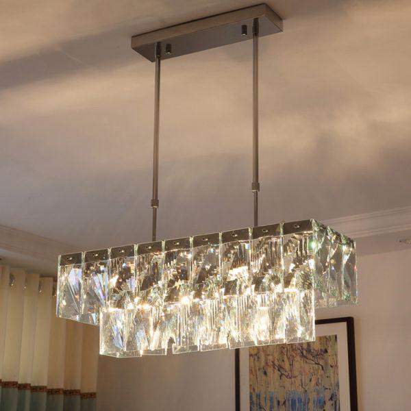 crystal pendant lighting for kitchen # 70
