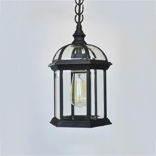 outdoor pendant lantern # 81