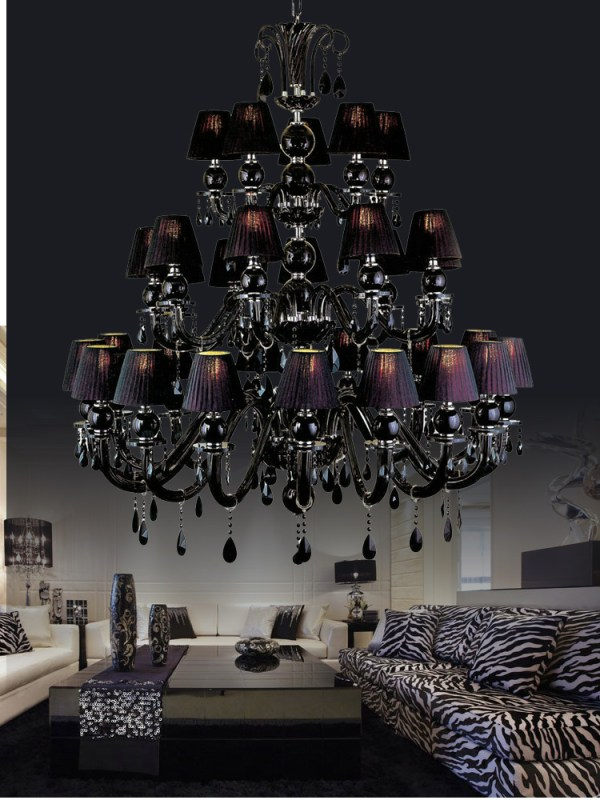 crystal chandelier traditional # 51