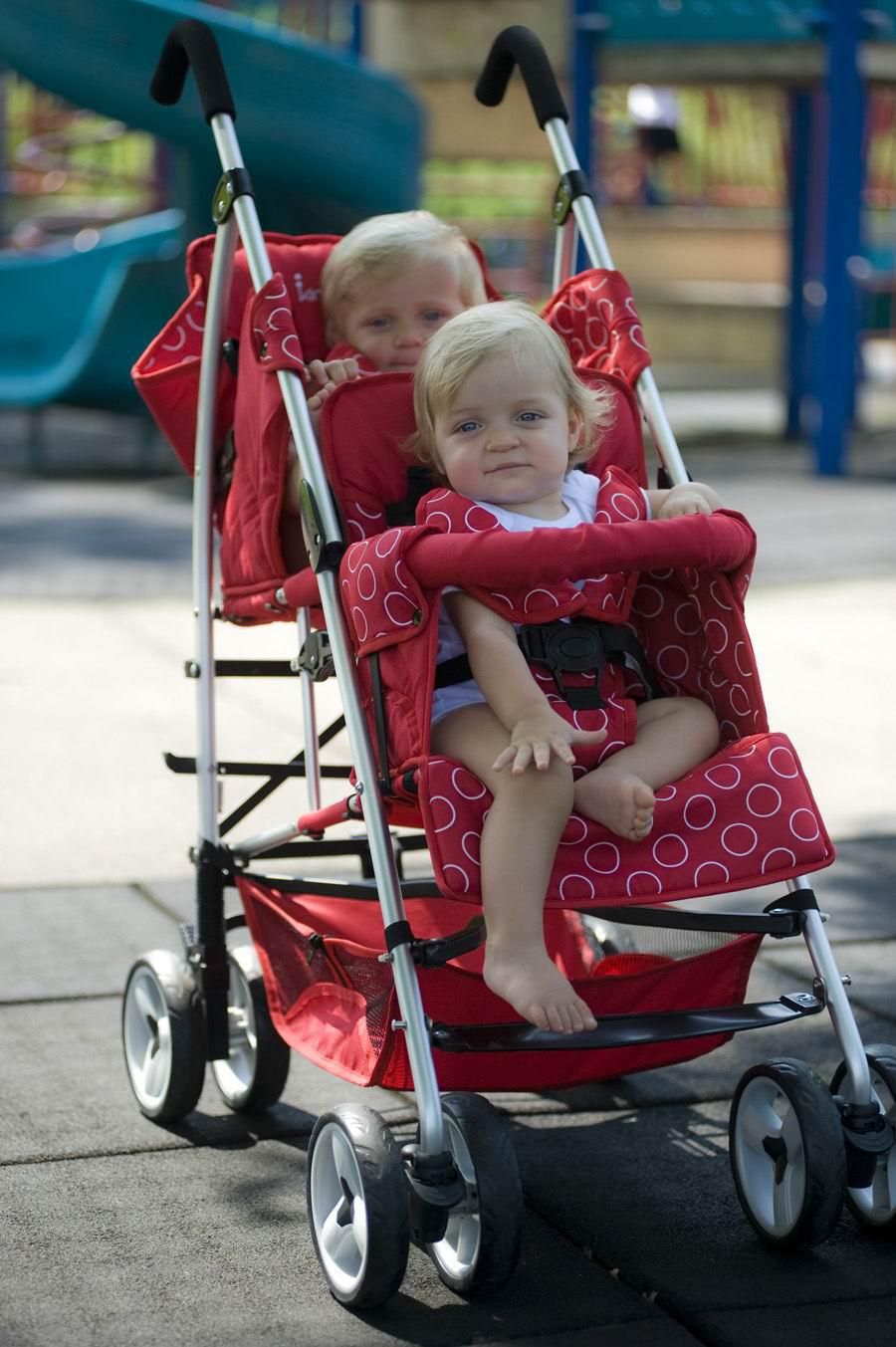Carriage Baby Twins