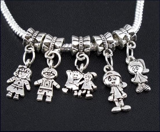 Big Hole Beads And Charms